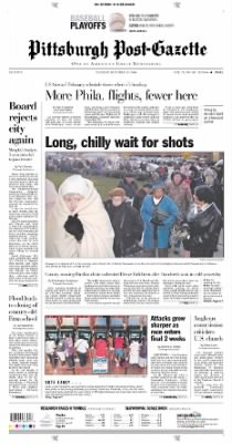 Pittsburgh Post-Gazette from Pittsburgh, Pennsylvania on October 19, 2004 · Page 1