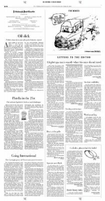 Pittsburgh Post-Gazette from Pittsburgh, Pennsylvania on October 20, 2004 · Page 18