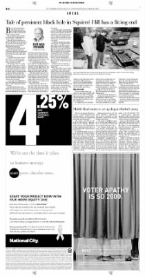 Pittsburgh Post-Gazette from Pittsburgh, Pennsylvania on October 20, 2004 · Page 24
