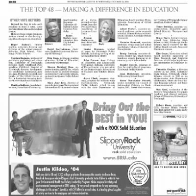 Pittsburgh Post-Gazette from Pittsburgh, Pennsylvania on October 20, 2004 · Page 82