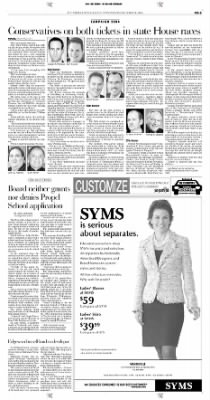 Pittsburgh Post-Gazette from Pittsburgh, Pennsylvania on October 20, 2004 · Page 91