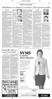 Pittsburgh Post-Gazette from Pittsburgh, Pennsylvania on October 20, 2004 · Page 143