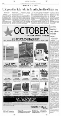 Pittsburgh Post-Gazette from Pittsburgh, Pennsylvania on October 22, 2004 · Page 4
