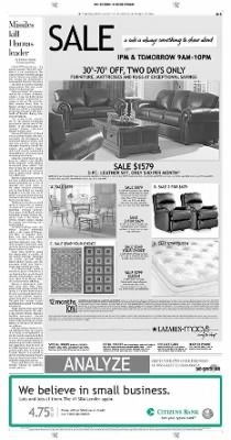 Pittsburgh Post-Gazette from Pittsburgh, Pennsylvania on October 22, 2004 · Page 5