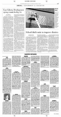 Pittsburgh Post-Gazette from Pittsburgh, Pennsylvania on October 22, 2004 · Page 51