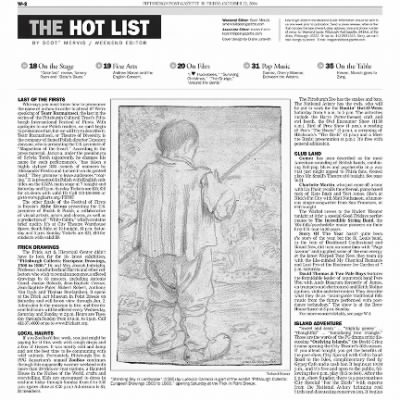 Pittsburgh Post-Gazette from Pittsburgh, Pennsylvania on October 22, 2004 · Page 66