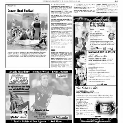 Pittsburgh Post-Gazette from Pittsburgh, Pennsylvania on October 22, 2004 · Page 73