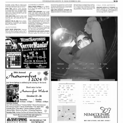Pittsburgh Post-Gazette from Pittsburgh, Pennsylvania on October 22, 2004 · Page 79