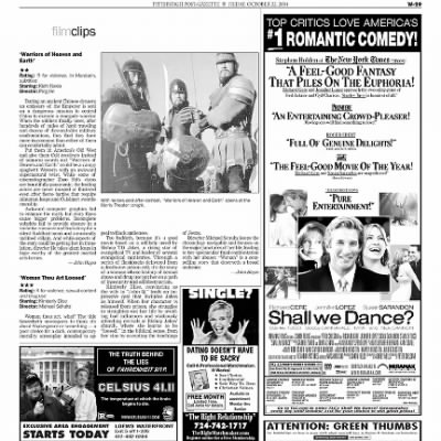 Pittsburgh Post-Gazette from Pittsburgh, Pennsylvania on October 22, 2004 · Page 92
