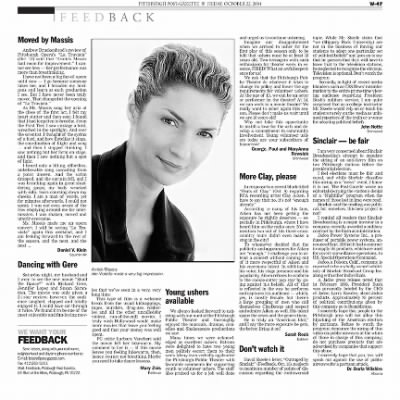 Pittsburgh Post-Gazette from Pittsburgh, Pennsylvania on October 22, 2004 · Page 110