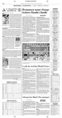 Pittsburgh Post-Gazette from Pittsburgh, Pennsylvania on October 23, 2004 · Page 56