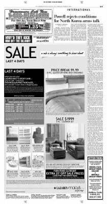 Pittsburgh Post-Gazette from Pittsburgh, Pennsylvania on October 24, 2004 · Page 5