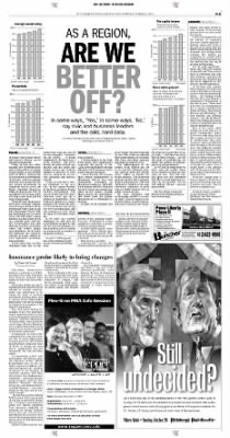 Pittsburgh Post-Gazette from Pittsburgh, Pennsylvania on October 24, 2004 · Page 51