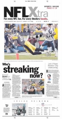 Pittsburgh Post-Gazette from Pittsburgh, Pennsylvania on November 1, 2004 · Page 26
