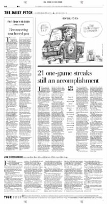 Pittsburgh Post-Gazette from Pittsburgh, Pennsylvania on November 2, 2004 · Page 34