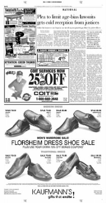 Pittsburgh Post-Gazette from Pittsburgh, Pennsylvania on November 4, 2004 · Page 12