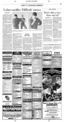 Pittsburgh Post-Gazette from Pittsburgh, Pennsylvania on November 4, 2004 · Page 55