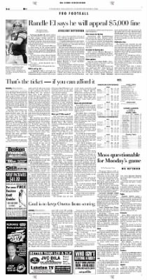 Pittsburgh Post-Gazette from Pittsburgh, Pennsylvania on November 5, 2004 · Page 22