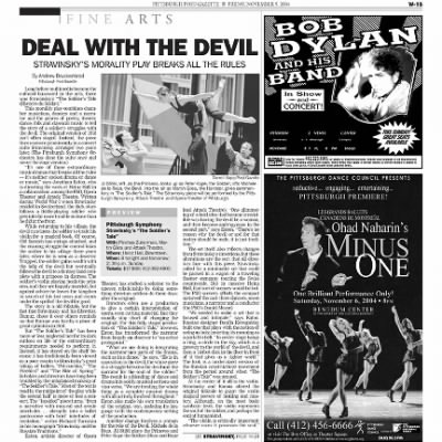 Pittsburgh Post-Gazette from Pittsburgh, Pennsylvania on November 5, 2004 · Page 69
