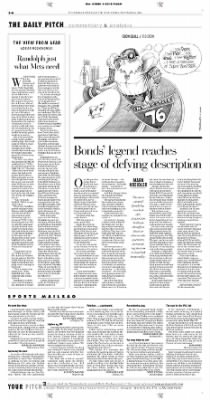 Pittsburgh Post-Gazette from Pittsburgh, Pennsylvania on November 6, 2004 · Page 36