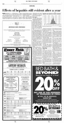 Pittsburgh Post-Gazette from Pittsburgh, Pennsylvania on November 7, 2004 · Page 20