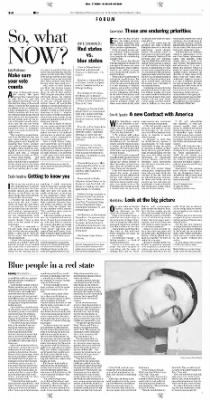 Pittsburgh Post-Gazette from Pittsburgh, Pennsylvania on November 7, 2004 · Page 86