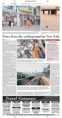 Pittsburgh Post-Gazette from Pittsburgh, Pennsylvania on November 7, 2004 · Page 109