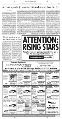Pittsburgh Post-Gazette from Pittsburgh, Pennsylvania on November 7, 2004 · Page 110