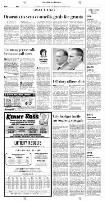 Pittsburgh Post-Gazette from Pittsburgh, Pennsylvania on November 9, 2004 · Page 10