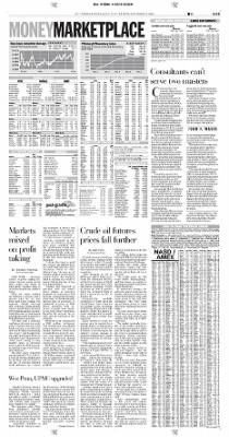 Pittsburgh Post-Gazette from Pittsburgh, Pennsylvania on November 9, 2004 · Page 39