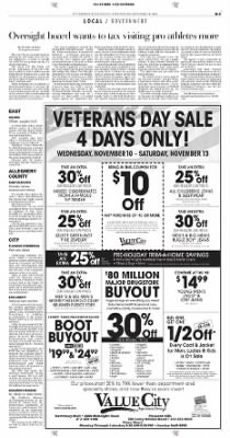 Pittsburgh Post-Gazette from Pittsburgh, Pennsylvania on November 10, 2004 · Page 21