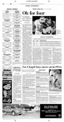 Pittsburgh Post-Gazette from Pittsburgh, Pennsylvania on November 10, 2004 · Page 32