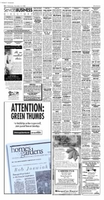 Pittsburgh Post-Gazette from Pittsburgh, Pennsylvania on November 10, 2004 · Page 56