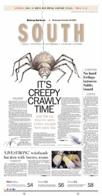 Pittsburgh Post-Gazette from Pittsburgh, Pennsylvania on November 10, 2004 · Page 109