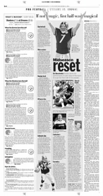 Pittsburgh Post-Gazette from Pittsburgh, Pennsylvania on November 14, 2004 · Page 28