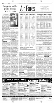 Pittsburgh Post-Gazette from Pittsburgh, Pennsylvania on November 14, 2004 · Page 105
