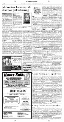 Pittsburgh Post-Gazette from Pittsburgh, Pennsylvania on November 15, 2004 · Page 10