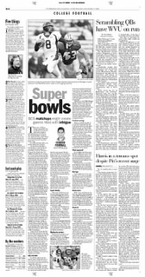 Pittsburgh Post-Gazette from Pittsburgh, Pennsylvania on November 17, 2004 · Page 36