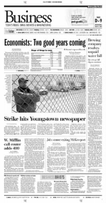 Pittsburgh Post-Gazette from Pittsburgh, Pennsylvania on November 17, 2004 · Page 41