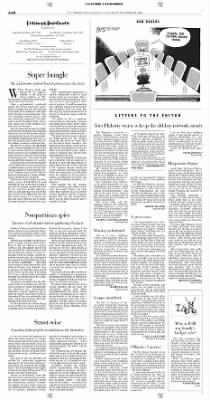 Pittsburgh Post-Gazette from Pittsburgh, Pennsylvania on November 18, 2004 · Page 22