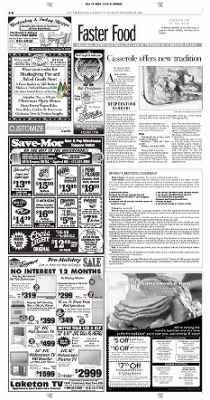 Pittsburgh Post-Gazette from Pittsburgh, Pennsylvania on November 18, 2004 · Page 48