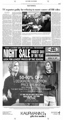 Pittsburgh Post-Gazette from Pittsburgh, Pennsylvania on November 19, 2004 · Page 13