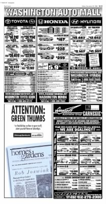 Pittsburgh Post-Gazette from Pittsburgh, Pennsylvania on November 19, 2004 · Page 53