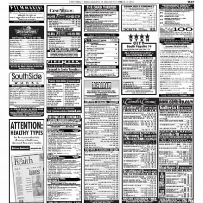 Pittsburgh Post-Gazette from Pittsburgh, Pennsylvania on November 19, 2004 · Page 88