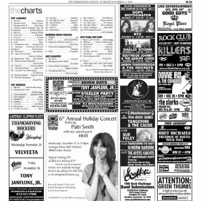 Pittsburgh Post-Gazette from Pittsburgh, Pennsylvania on November 19, 2004 · Page 94