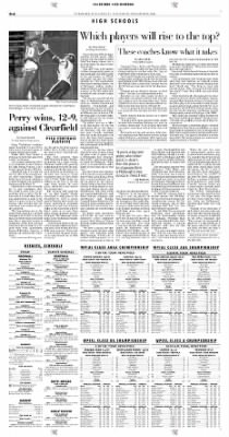 Pittsburgh Post-Gazette from Pittsburgh, Pennsylvania on November 20, 2004 · Page 50