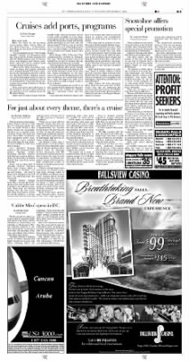 Pittsburgh Post-Gazette from Pittsburgh, Pennsylvania on November 21, 2004 · Page 122