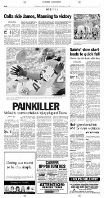 Pittsburgh Post-Gazette from Pittsburgh, Pennsylvania on November 22, 2004 · Page 40