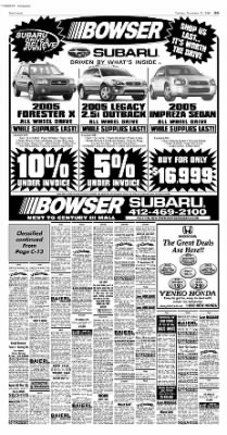 Pittsburgh Post-Gazette from Pittsburgh, Pennsylvania on November 23, 2004 · Page 53