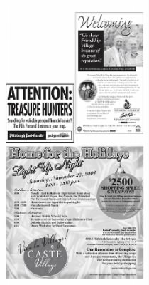 Pittsburgh Post-Gazette from Pittsburgh, Pennsylvania on November 24, 2004 · Page 105